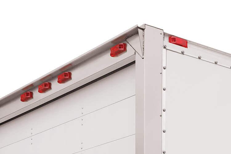 Reinforced Stainless Steel Rear Frame w/ Gusset