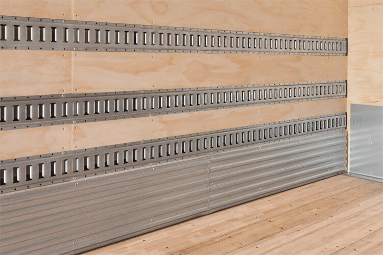 Corrugated Scuff Plate