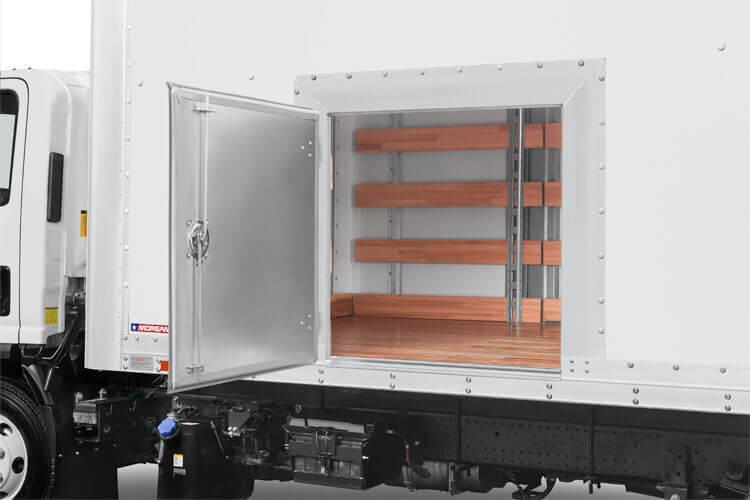 Side Cargo Access Door