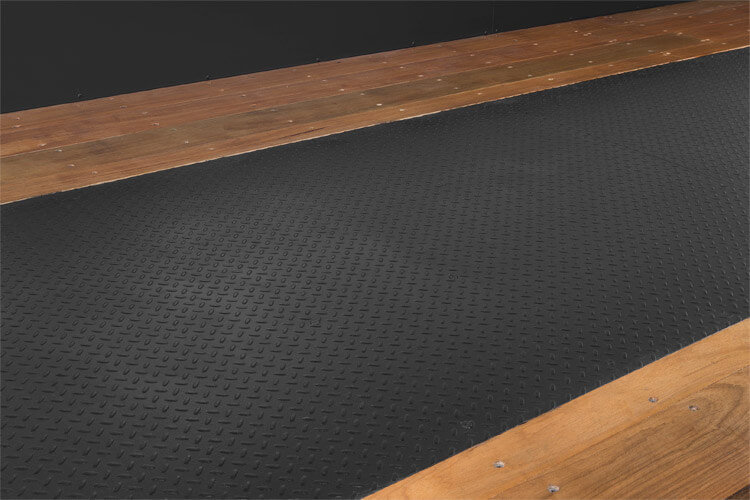 Diamondplate Flooring