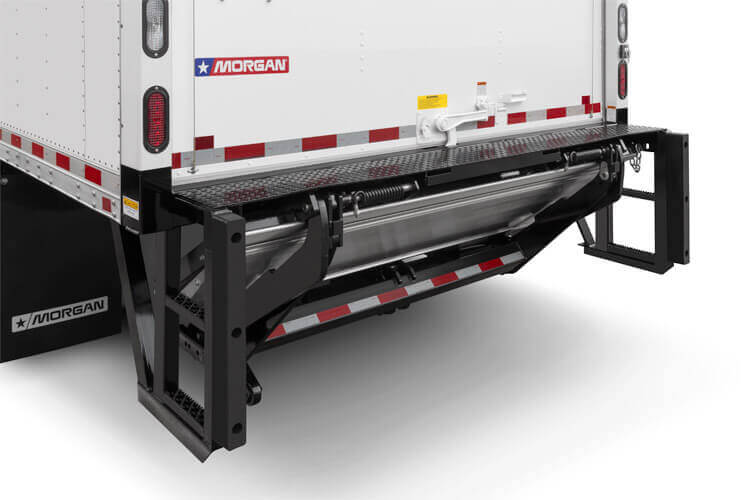 Tuck Under Liftgate w/ Bumber Blocks