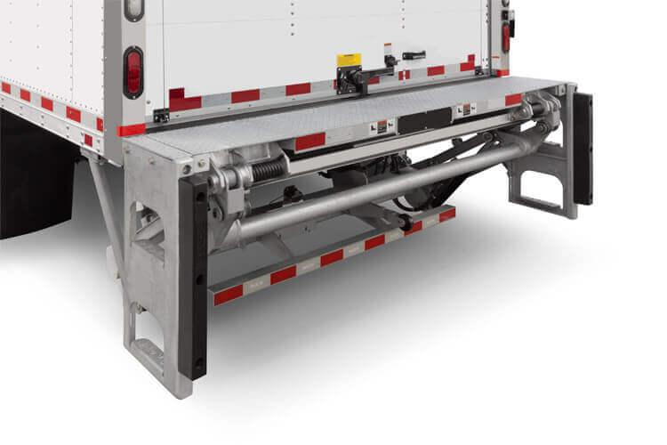 Galvanized Truck Under